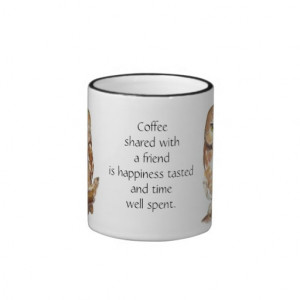 coffee_with_friend_quote_and_cute_owl_coffee_mug ...