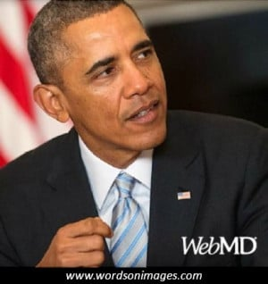 Famous obama quotes