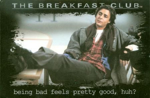 Judd Nelson Breakfast Club Quotes
