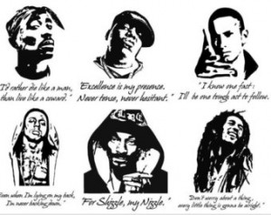 Bob Marley 2pac And Biggie Smalls Wallpaper