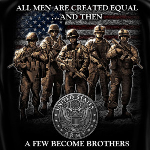 """an analysis of the topic of the brotherhood of the corps Immediately a current """"hot topic"""" came to mind, but as usual i quickly discarded it   so to keep marines focused, the infantry operates in a cult-like brotherhood."""