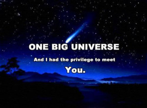 big, blue, cute, cute quotes, galaxy, girl, guy, her, him, love quotes ...