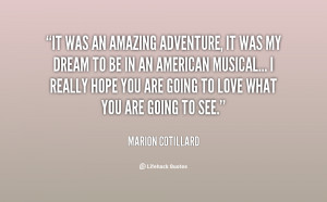 Amazing Adventure Quotes