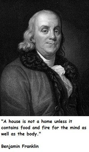 Benjamin franklin famous quotes 6