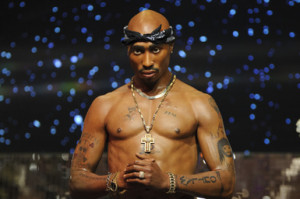 Tupac Shakur - Photo by Ben Pruchnie / Getty Images