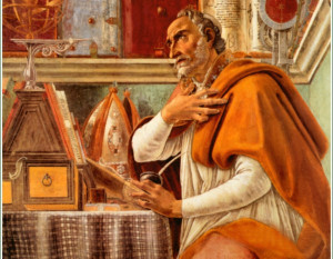 Augustine of Hippo was an early Christian theologian and philosopher ...