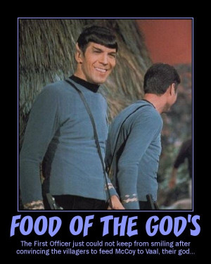 Star Trek Dr Spock Quotes