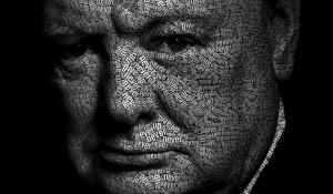 Lobsang Sangay's wrong Churchill quote