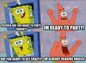 funny spongebob pictures