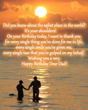 Happy Birthday Quotes For Husband And Dad ~ Happy Birthday Quotes For ...