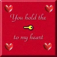 you hold the key to my heart quotes the key to my heart...