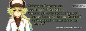 pokemon n quotes quotesgram