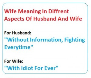 funny wife meaning sms picture facebook