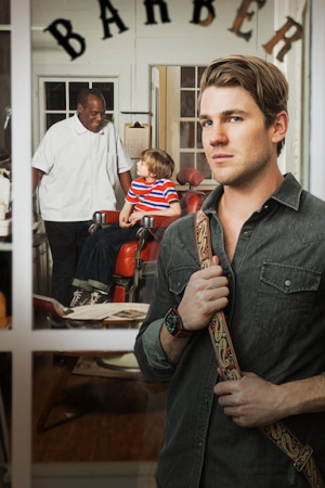 ... with Danny Glover and Austin Stowell on Hallmark Movie Channel June 1