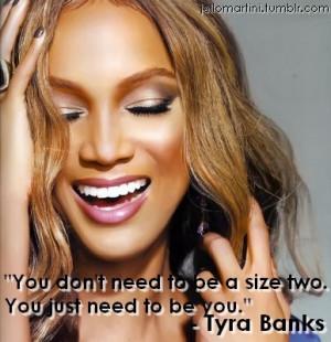 quotes tyra banks - Recherche Google