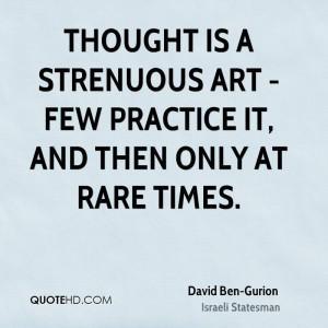 David Ben-Gurion Quotes
