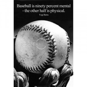 Famous Yankee Baseball Quotes http://www.posterrevolution.com/poster ...