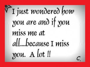 30+ Loving I Miss You Quotes