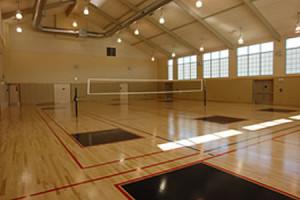 Santa Rosa Petaluma Campus - Gym