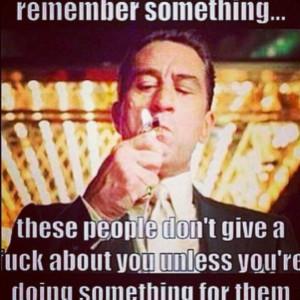 Remember ... Robert DiNero