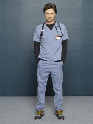 Scrubs Season 8 - Promotional Cast Photos