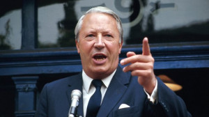 Edward Heath was expected to win in 1974