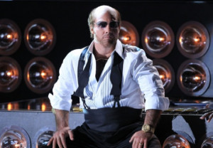 Tom Cruise as Les Grossman