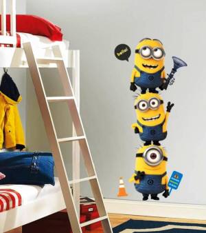 funny minions in the locker room despicable me