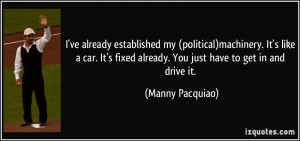 More Manny Pacquiao Quotes