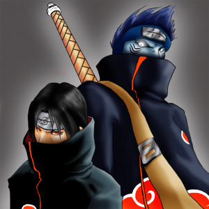 Itachi And Kisame Manny Dial