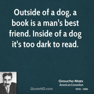 Dogs Man's Best Friend Quotes