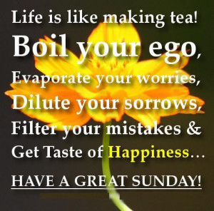 Sunday Morning Quotes – Inspirational Sunday Quotes, Sayings ...