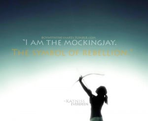 mockingjay quotes