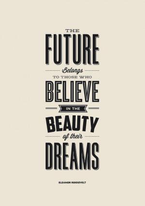 Inspirational Quote Motivational Wall Art Decor