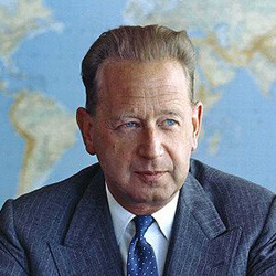 Dag Hammarskjold quotes and images