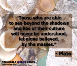 Quote: Plato on culture