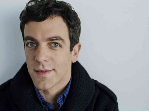 hide caption B.J. Novak is a writer and actor best known for his work ...