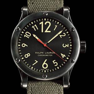 The Watch Quote: Photo - Ralph Lauren RL67 Safari Chronometer - 45 mm