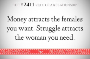 Want vs. Need. Choose Wisely Fellas!