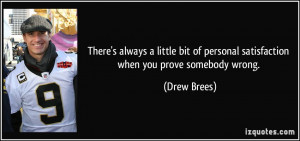 More Drew Brees Quotes