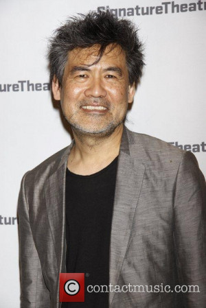 Picture David Henry Hwang Thursday 24th May 2012
