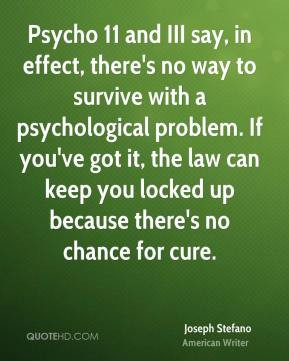 Psycho Quotes
