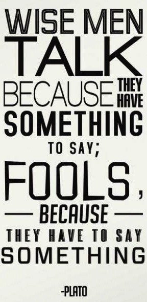 Plato, quotes, sayings, wise men, fools, wisdom