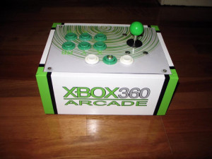 Filipiak gives true meaning to the Xbox 360 Arcade with his custom ...