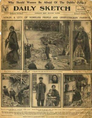 The Church Street Disaster September 1913
