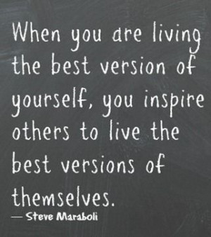 Inspire others through what you do - click for more on mentors