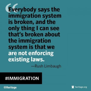 Rush Limbaugh quote