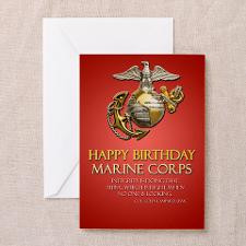 Usmcfp Greeting Cards