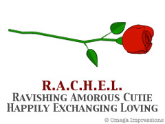 The Name Rachel http://mysoulfulthoughts.blogspot.com/2006/11/name ...