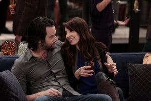 Still of Chris D'Elia and Whitney Cummings in Whitney (2011)